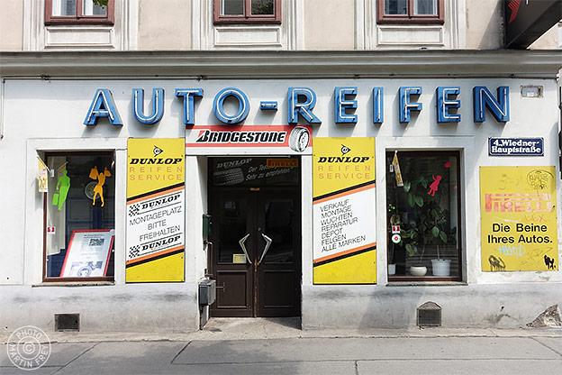 Reifen und Reifendienste Vladimir Milcic: 1040 Wien