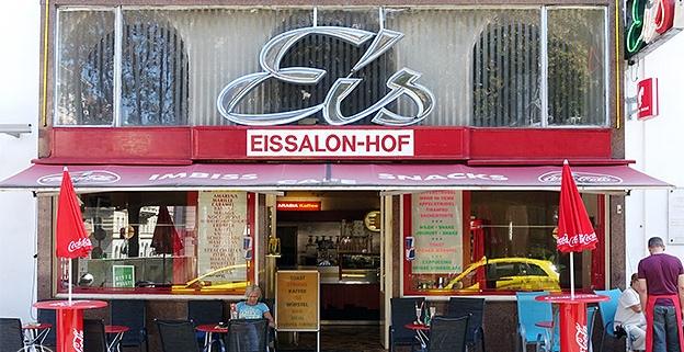 Eissalon Hof: 1010 Wien