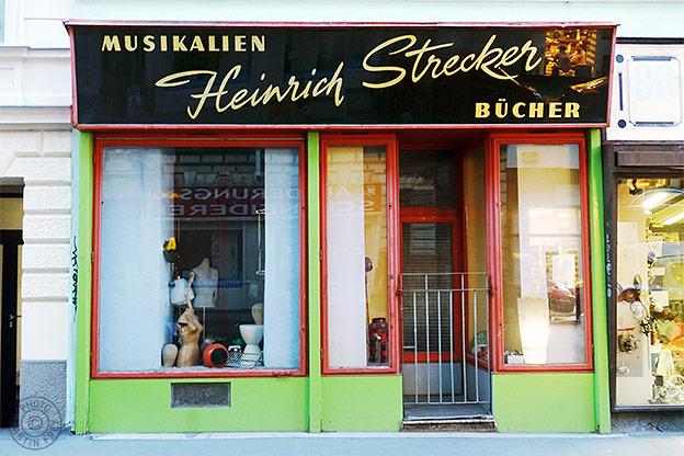 Musikalien Bücher Heinrich Strecker