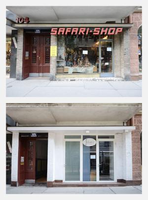 Safari Shop - Zum Johann Feinkost Wein - © Martin Frey