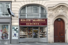 Gerhard Herinek Münzen Archäologie: 1080 Wien