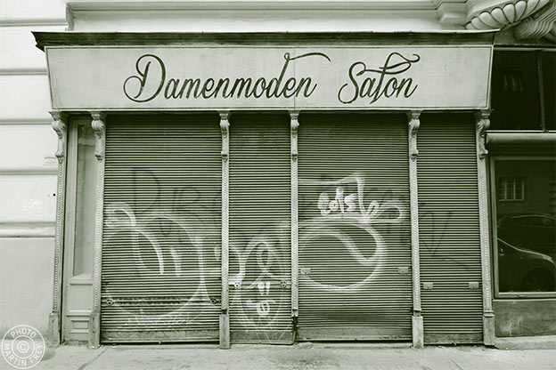 Damenmoden Salon, 1080 Wien