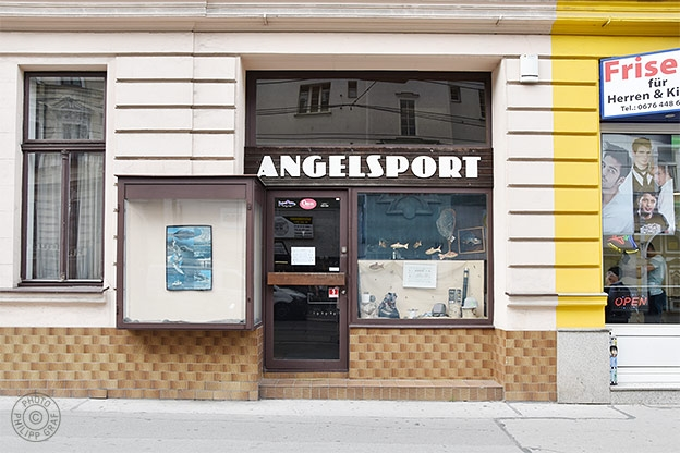 Angelsport Klejch: 1160 Wien