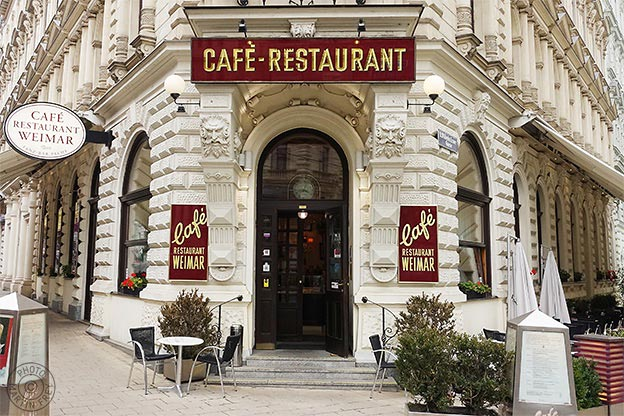 Cafe Restaurant Weimar