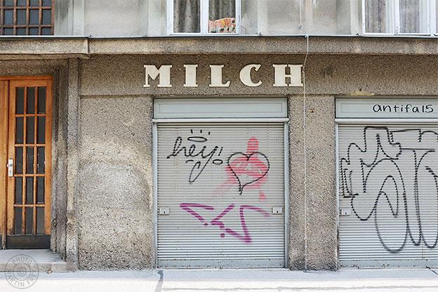 Milch 1150 Wien