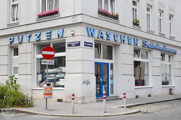 Wäscherei Ingrid Kreisler: 1150 Wien