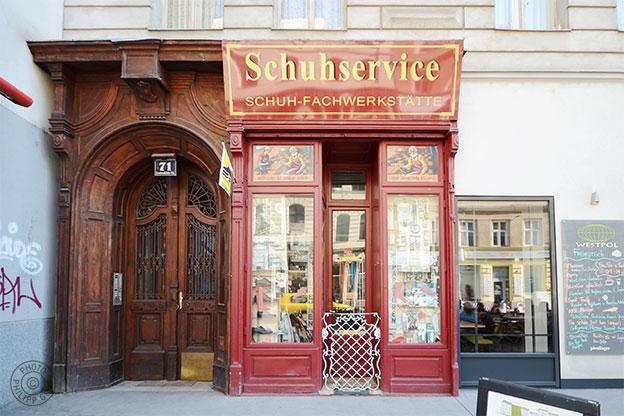 Schuhservice Schuh-Fachwerkstätte: 1070 Wien