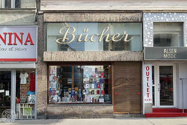 Buchhandlung Bernhard Riedl: 1090 Wien